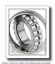 NTN RE2824V Double–Fractured Split Cylindrical Roller Bearings Continuous Casting Equipment