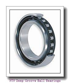 110 mm x 170 mm x 19 mm  NTN 16022 Deep Groove Ball Bearings