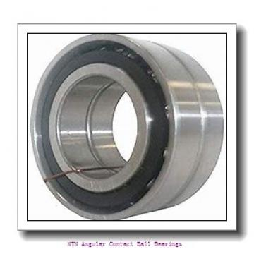 NTN 78/670 DB Angular Contact Ball Bearings