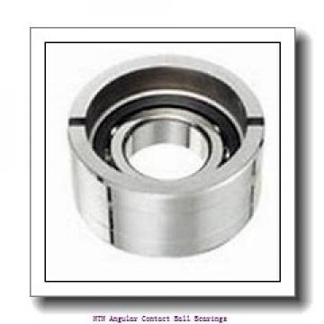 NTN 7036 DB Angular Contact Ball Bearings