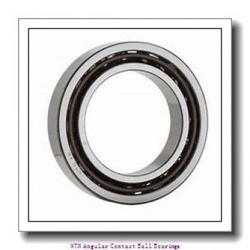 NTN 7922 DB Angular Contact Ball Bearings