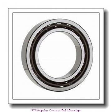 NTN 7992 DB Angular Contact Ball Bearings