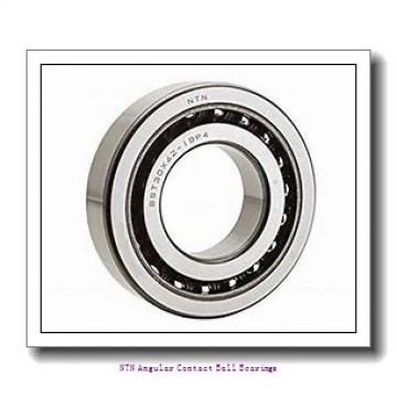 NTN 78/500 DB Angular Contact Ball Bearings
