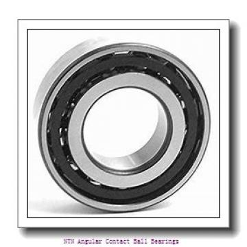 NTN 7084 DB Angular Contact Ball Bearings