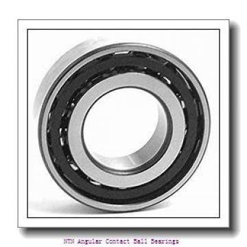 NTN 79/560 DB Angular Contact Ball Bearings