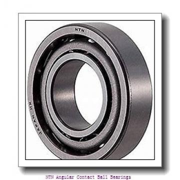 NTN 7884 DB Angular Contact Ball Bearings
