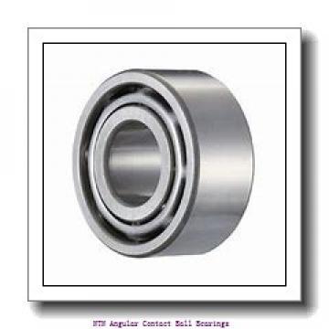 NTN 7020B DB Angular Contact Ball Bearings