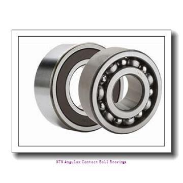 NTN 7072 DB Angular Contact Ball Bearings