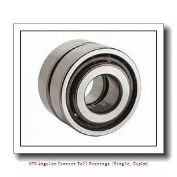 NTN 7896 DB Angular Contact Ball Bearings (Single, Duplex)