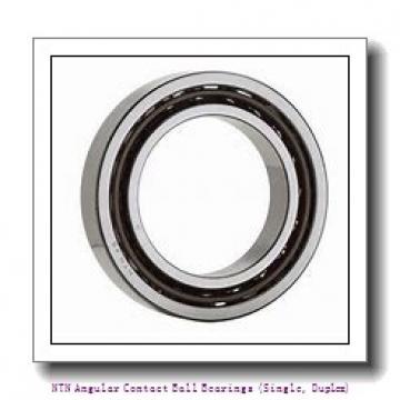 NTN 7852 DB Angular Contact Ball Bearings (Single, Duplex)