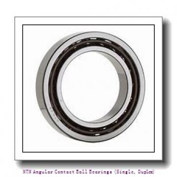 NTN 7940 DB Angular Contact Ball Bearings (Single, Duplex)