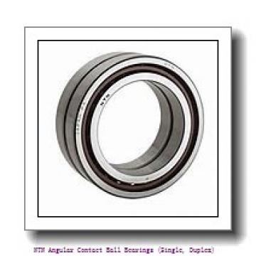 NTN 7826 DB Angular Contact Ball Bearings (Single, Duplex)