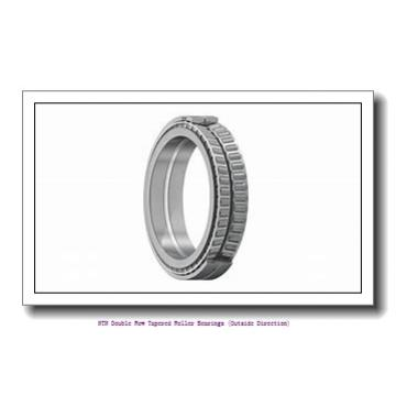 NTN T-HM237532/HM237510D+A Double Row Tapered Roller Bearings (Outside Direction)
