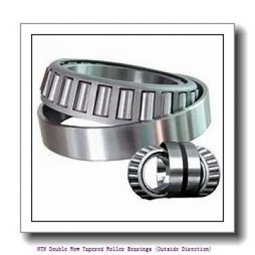 NTN EE126098/126151D+A Double Row Tapered Roller Bearings (Outside Direction)