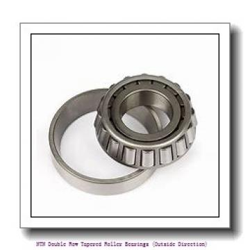 NTN EE127095/127136D+A Double Row Tapered Roller Bearings (Outside Direction)