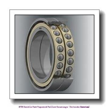 NTN T-HM237535/HM237510D+A Double Row Tapered Roller Bearings (Outside Direction)