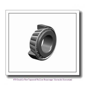 NTN CRI-11801 Double Row Tapered Roller Bearings (Outside Direction)
