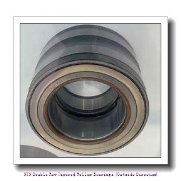 NTN EE243196/243251D+A Double Row Tapered Roller Bearings (Outside Direction)