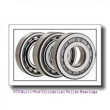 300 mm x 420 mm x 118 mm  NTN NN4960 Multi-Row Cylindrical Roller Bearings