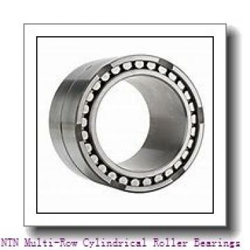 340 mm x 460 mm x 118 mm  NTN NNU4968 Multi-Row Cylindrical Roller Bearings