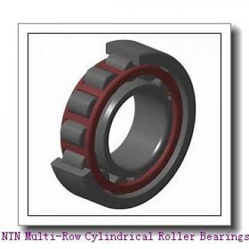 180 mm x 250 mm x 69 mm  NTN NN4936 Multi-Row Cylindrical Roller Bearings