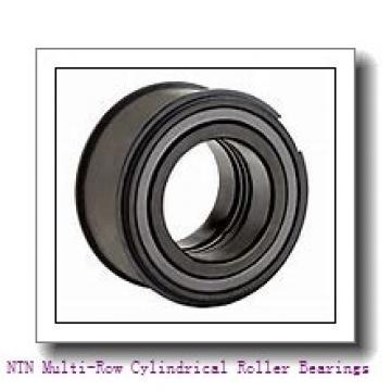 440 mm x 600 mm x 160 mm  NTN NNU4988 Multi-Row Cylindrical Roller Bearings
