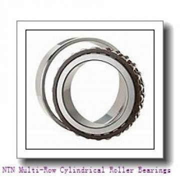 400 mm x 540 mm x 140 mm  NTN NNU4980 Multi-Row Cylindrical Roller Bearings