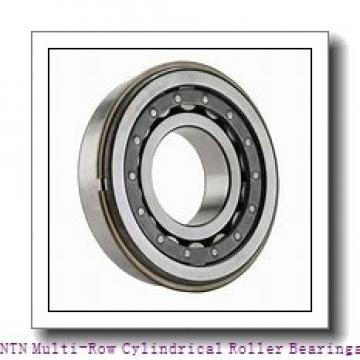280 mm x 380 mm x 100 mm  NTN NN4956 Multi-Row Cylindrical Roller Bearings