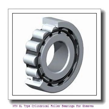 400 mm x 600 mm x 272 mm  NTN SL04-5080NR SL Type Cylindrical Roller Bearings for Sheaves