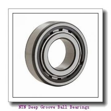 105 mm x 190 mm x 36 mm  NTN 6221 Deep Groove Ball Bearings