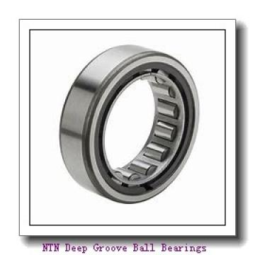 190 mm x 400 mm x 78 mm  NTN 6338 Deep Groove Ball Bearings