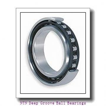 120 mm x 215 mm x 40 mm  NTN 6224 Deep Groove Ball Bearings