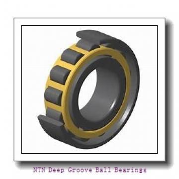160 mm x 240 mm x 38 mm  NTN 6032 Deep Groove Ball Bearings