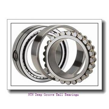170 mm x 360 mm x 72 mm  NTN 6334 Deep Groove Ball Bearings