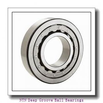200 mm x 420 mm x 80 mm  NTN 6340 Deep Groove Ball Bearings