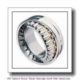 NTN CRT1601V Tapered Roller Thrust Bearings Screw Down Operations